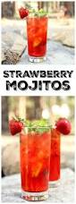 cocktail drinks recipe easy strawberry mojitos recipe cocktail recipes summer and recipes