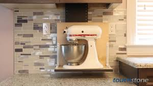 Small Kitchen Tv by Touchstone Motorized Whisper Lift Ii Tv Lift In The Kitchen Youtube