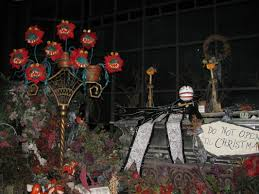 some of my favorite halloween and christmas decorations from