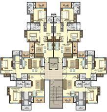 2bhk floor plans floor plan lodha group casa rio gold at dombivali east mumbai