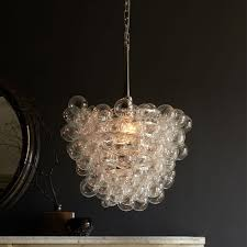 Diy Glass Chandelier Best 25 Bubble Chandelier Ideas On Pinterest Diy Glass Chandeliers