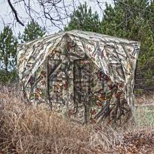 Pop Up Ground Blind Go Big With Barronett Blinds Discontinued Pulse Hunting Blind