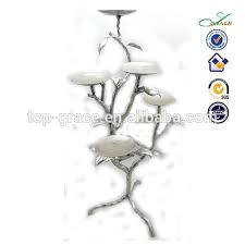 Tree Branch Candle Holder Metal Iron Leaf Tree Branch Candle Holders Buy Tree Branch