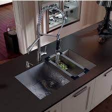 kitchen sink and faucet sets kitchen sink and faucet sets stainless steel and glass vessel