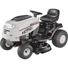 troy bilt troy bilt single cylinder hydro lawn tractor