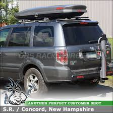 2013 honda pilot crossbars honda pilot roof rack stand up paddle board luggage kayak canoe