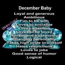 birthday quotes for the month of december mr