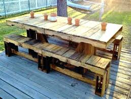 tables made from pallets outdoor furniture made from pallets guideable co