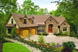 47 hillside home plans with walkout basement hillside house plans
