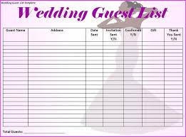 wedding checklist template ebook