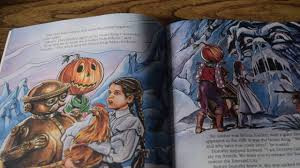 return to oz dorothy in the ornament room disney story book