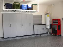 Garage Ceiling Storage Systems by Garage Ceiling Shelving Systems Home Design Ideas