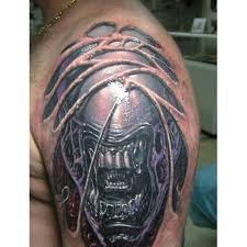 alien tattoo picures images page 22