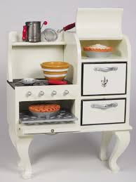 18 inch doll kitchen furniture 1930 style stove for 18 inch dolls doll