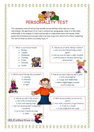 personality test i personality adjectives pinterest