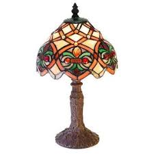 warehouse of tiffany lamps u0026 shades lighting the home depot