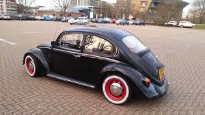 baja bug lowered first time driving slammed vw beetle 1977 amazing expierence youtube