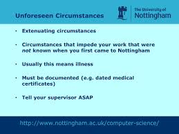 Extenuating Circumstances by Dr Tim Brailsford Of Computer Science Conducting Research