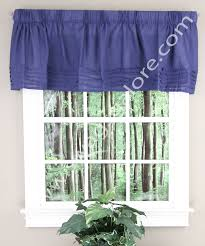 Purple Window Valances Gramercy Sheer Valance Navy Park Designs View All Valances