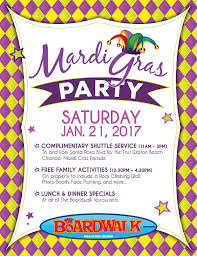 mardi gras photo booth join islanders for mardi gras party at the boardwalk 2017