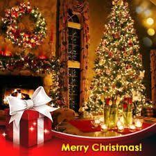 solar powered christmas tree ebay