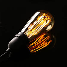 st64 squirrel cage tungsten filament bulb torchstar