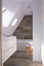 Bathroom In Loft Conversion Badkamer Op Zolder Met Tegels Uit De Vt Wonen Tegelcollectie