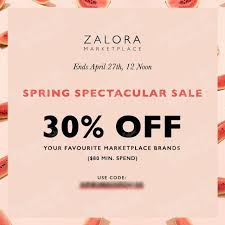 30 coupon code zalora marketplace valid till 27 apr 2015