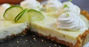tarte au citron herve cuisine recette vidéo de la tarte aux citrons verts de floride ou key lime pie