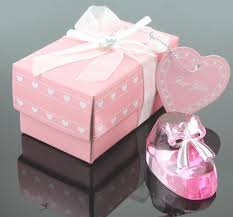 baby shower return gifts ideas 50pcs baby shower gift for guests pink color baptism favor
