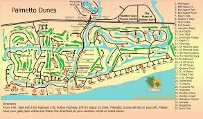 Map Of Hilton Head Sc Palmetto Dunes Map My Blog