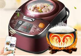 wifi cooker cfxb 40fc8028 75 smart home wifi appointment rice cooker 3 4 6