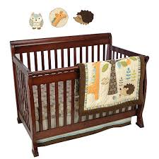 Baby Nursery Bedding Sets Neutral by Amazon Com Graco 7 Piece Crib Bedding Set In The Forest