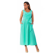 light blue tank dress jogtume plus size chiffon dress 2017 summer womens sleeveless tank