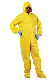 breaking bad costume hazmat suit mask