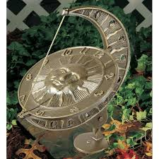 whitehall products sun and moon sundial reviews wayfair