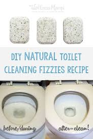 How To Clean A Bathtub Naturally Natural Toilet Cleaning Fizzies Wellness Mama