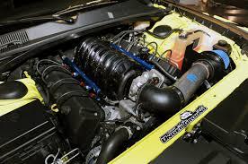 Dodge Challenger Modified - old appearance mods mild performance mods dodge