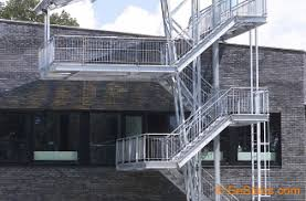 functional metal stairs steel staircase design