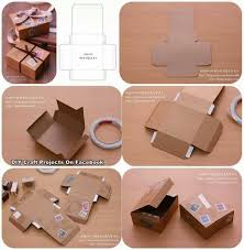 how to make gift boxes modern magazin art design diy