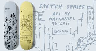element sketch series by nat russell