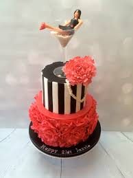 birthday cake martini 21st birthday martini glass cake u2014 louise sandy custom cakes