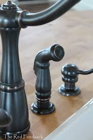 the red feedsack pfister faucet or not and a give away