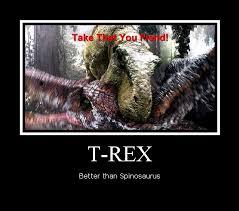 Funny T Rex Meme - dinosaur jokes dinosaurs forum