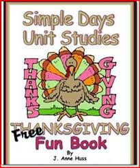 thanksgiving social studies activities for preschoolers
