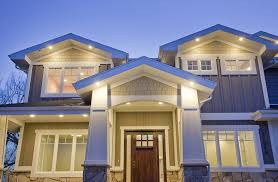 outdoor under eave lighting light soffit exterior traditional with eave lighting doorbells and