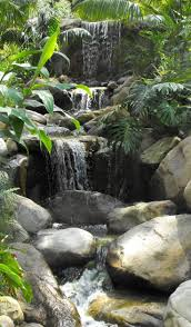 best water ponds fountains dry creek beds images on image with