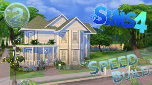 the sims 4 speed build modern victorian house part 2