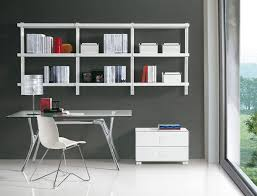 Home Office Shelving by Our Spur Type Wall Mounted Office Shelving Provides Easily To Use