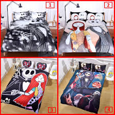 exclusive nightmare before christmas bedding set u2013 superb gear